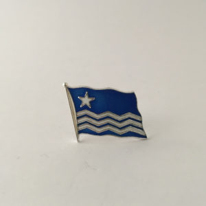 Risørflagget Pin