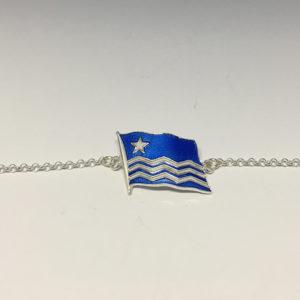 Risørflagget armbånd